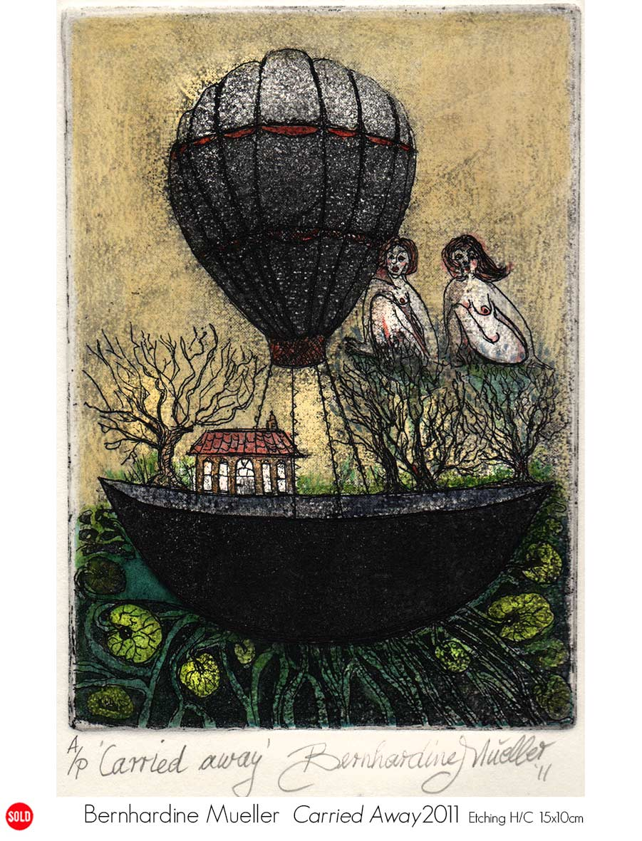 Bernhardine Mueller - Collector's Choice 2011. Artsite Gallery,  26 November - 11 December 2011.