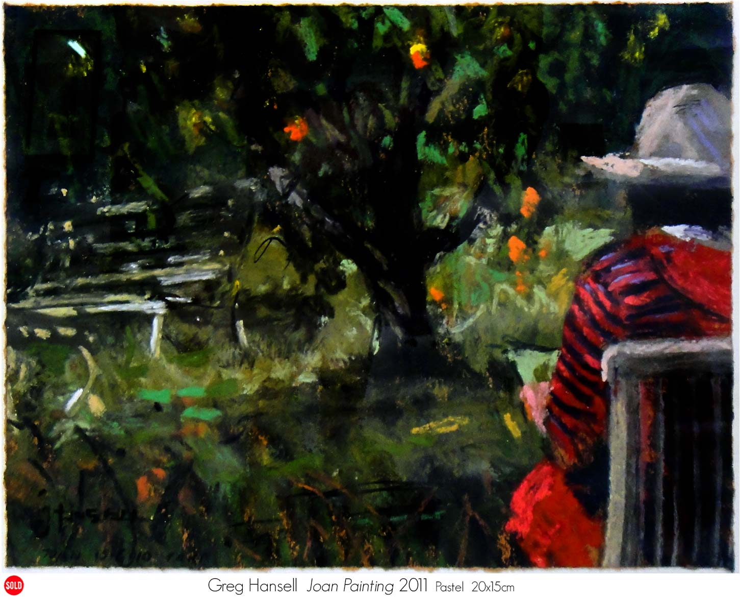 Greg Hansell - Collector's Choice 2011. Artsite Gallery,  26 November - 11 December 2011.