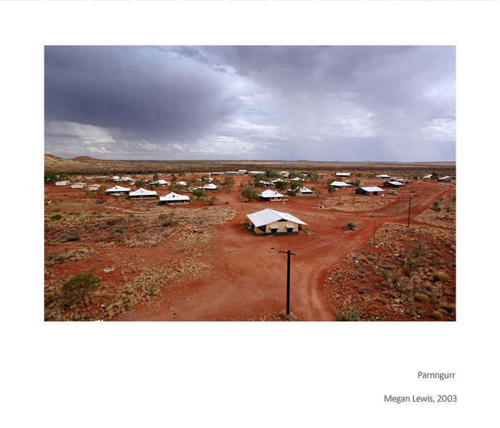 Megan Lewis - CONVERSATIONS WITH THE MOB. Head On Photo Festival 2012 Artsite Gallery 05 - 03 May 2012