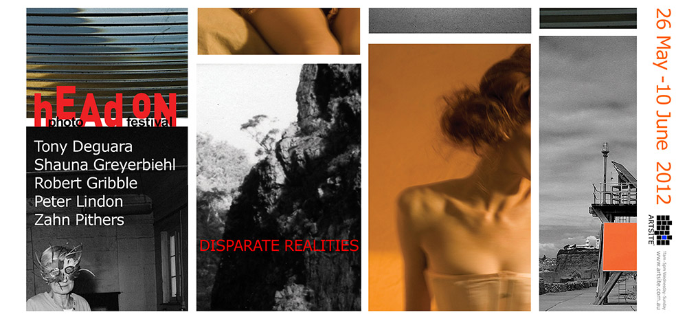 View Exhibition at Artsite Gallery, 26 May - 10 June 2012: Disparate Realities - Head On Photo Festival 2012