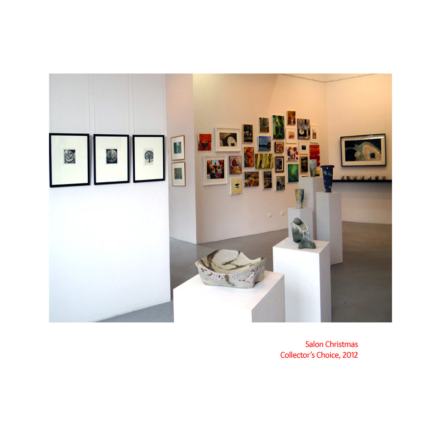 Collector's Choice 2012. Artsite Gallery 24 November - 09 December 2012.