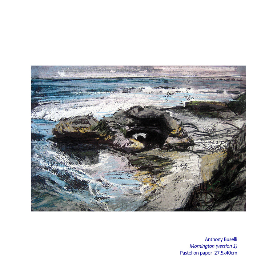 Winter Solace 13 July - 24 August 2014. Gallery and Associated artists including: Anthony Buselli and more