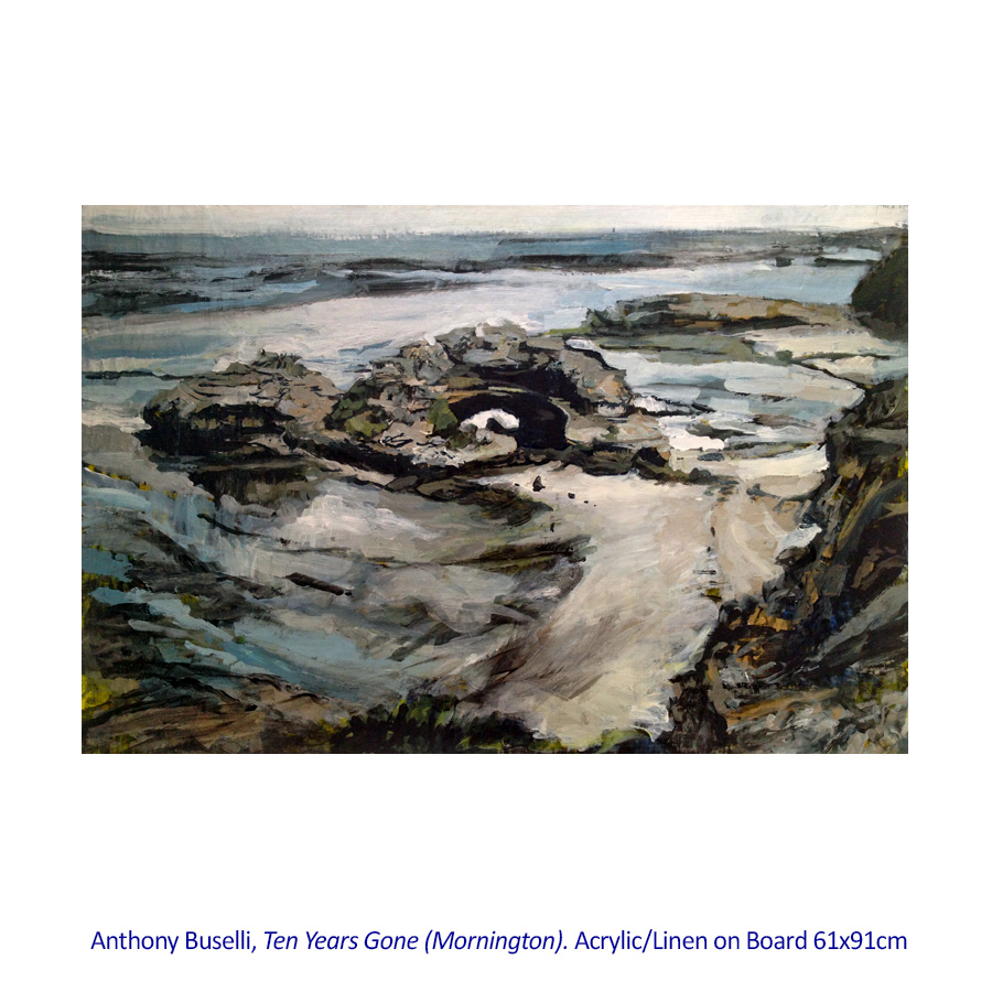 Finding Place exhibition with Anthony Buselli. Artsite Gallery 07 March - 29 March 2015