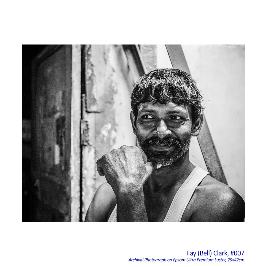 Moments In Mumbai: Fay (Bell) Clark-Head On Photo Festival 2015 Artsite Gallery 02 -31 May 2015