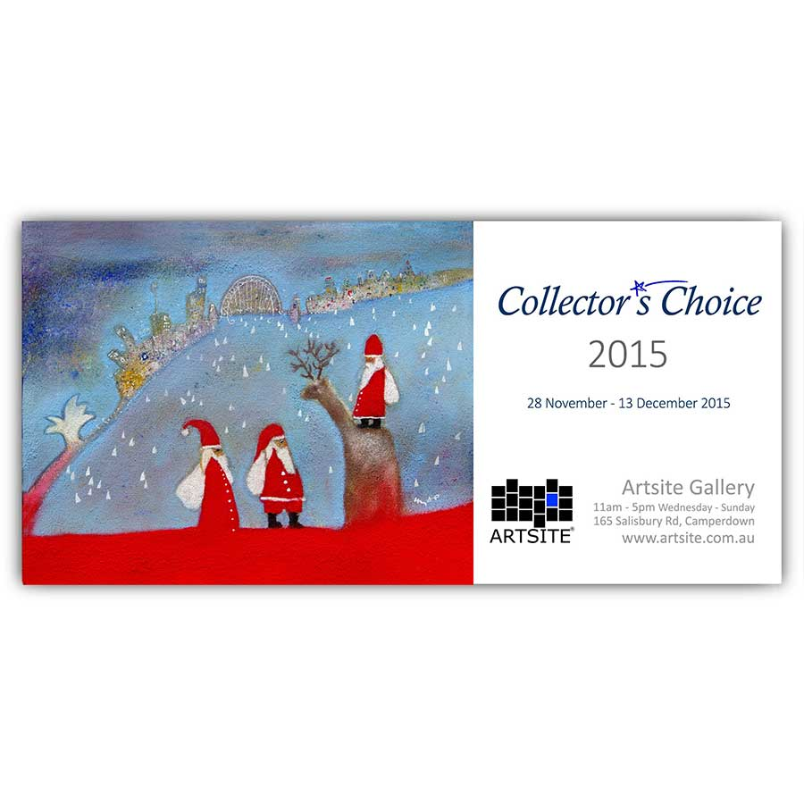 Artsite Gallery Exhibition: Collector's Choice 2015, 28 November - 13 December 2015