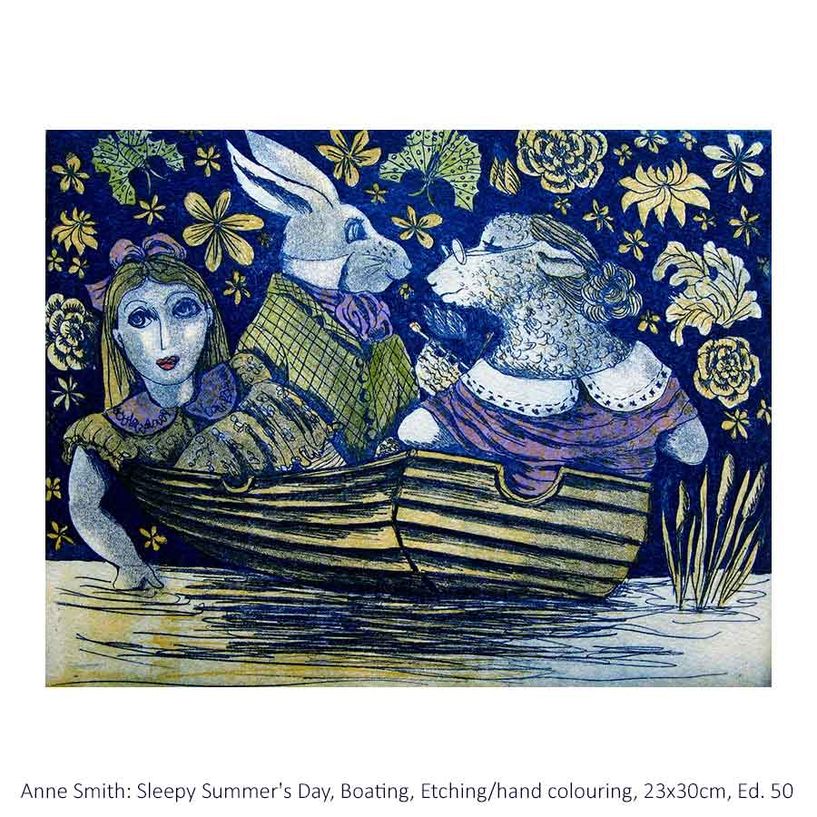 Sydney Printmakers Celebrating 55 years - 1961-2016. Artsite Gallery 05 - 27 March 2016
