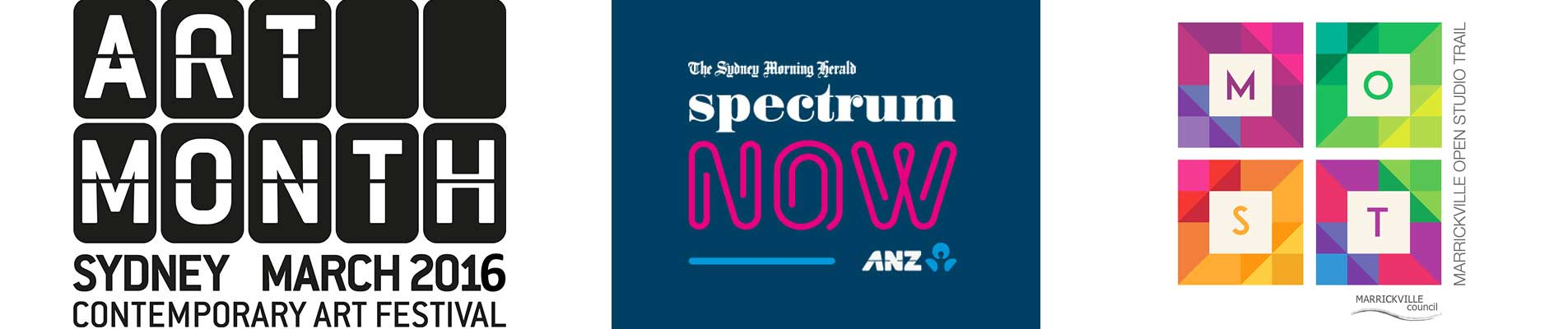 An official event of Art Month Sydney, Spectrum Now and Most 2016