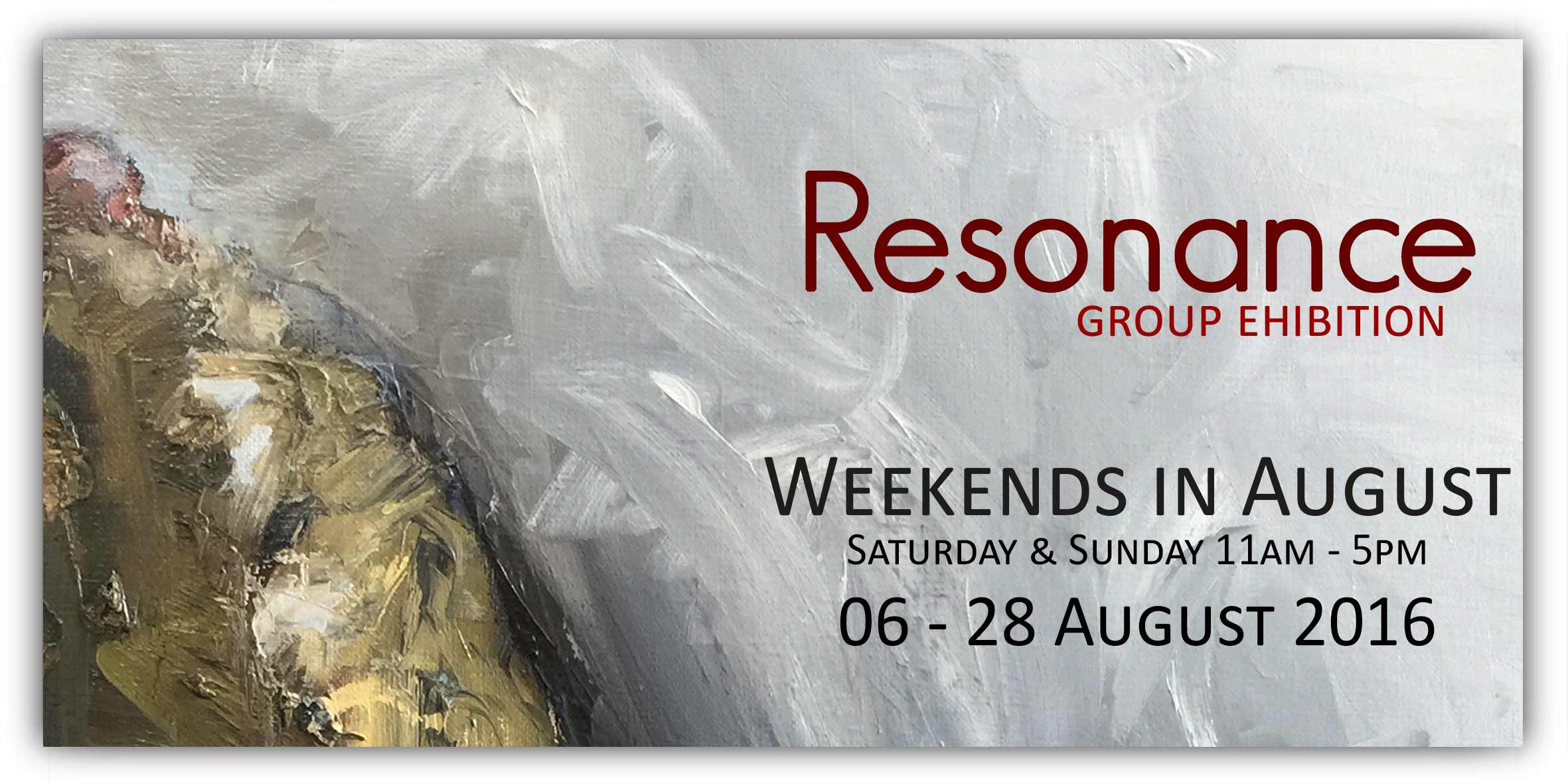 View Exhibition at Artsite Gallery. 06 - 28 August 2016: Resonance