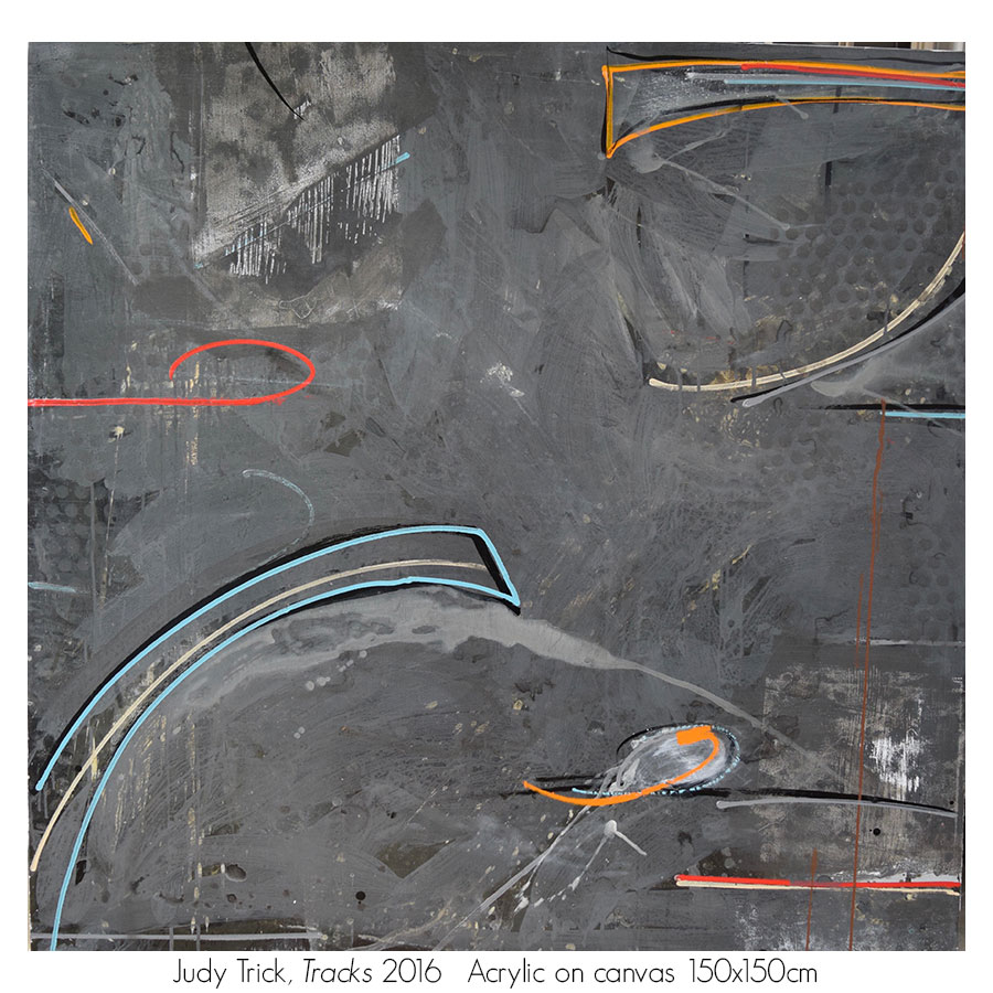 The GPS has no Idea where I am Going! Group Exhibition with Judy Trick Brook. Gallery_1, Artsite Gallery 01 - 23 April 2017.