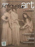 Read Exhibition Article World of Antiques and Art 2011 Issue 81 pages 60-62