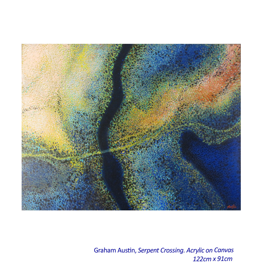 Finding Place exhibition with Graham Austin. Artsite Gallery 07 March - 29 March 2015