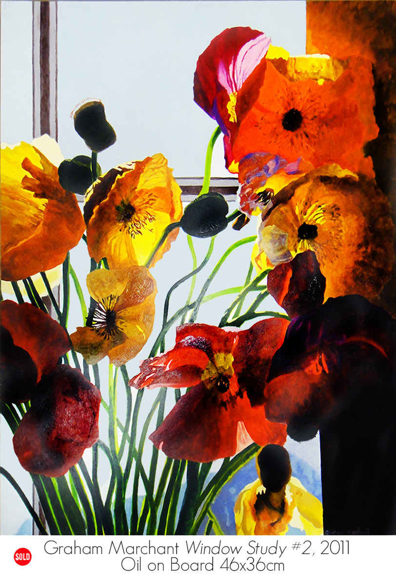 Graham Marchant - Represented by Artsite Gallery, Australia Collector's Choice 2011. 26 November - 11 December 2011