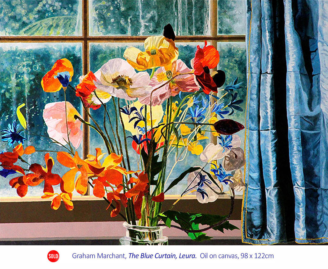 Graham Marchant | Artsite Galleries | Sydney | Australia.