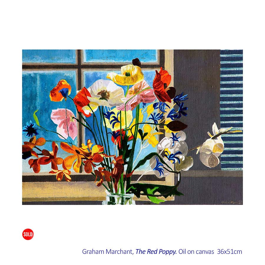 Graham Marchant - The Colour of Light - Solo Exhibition. Artsite Gallery 31 October - 2 November 2015.