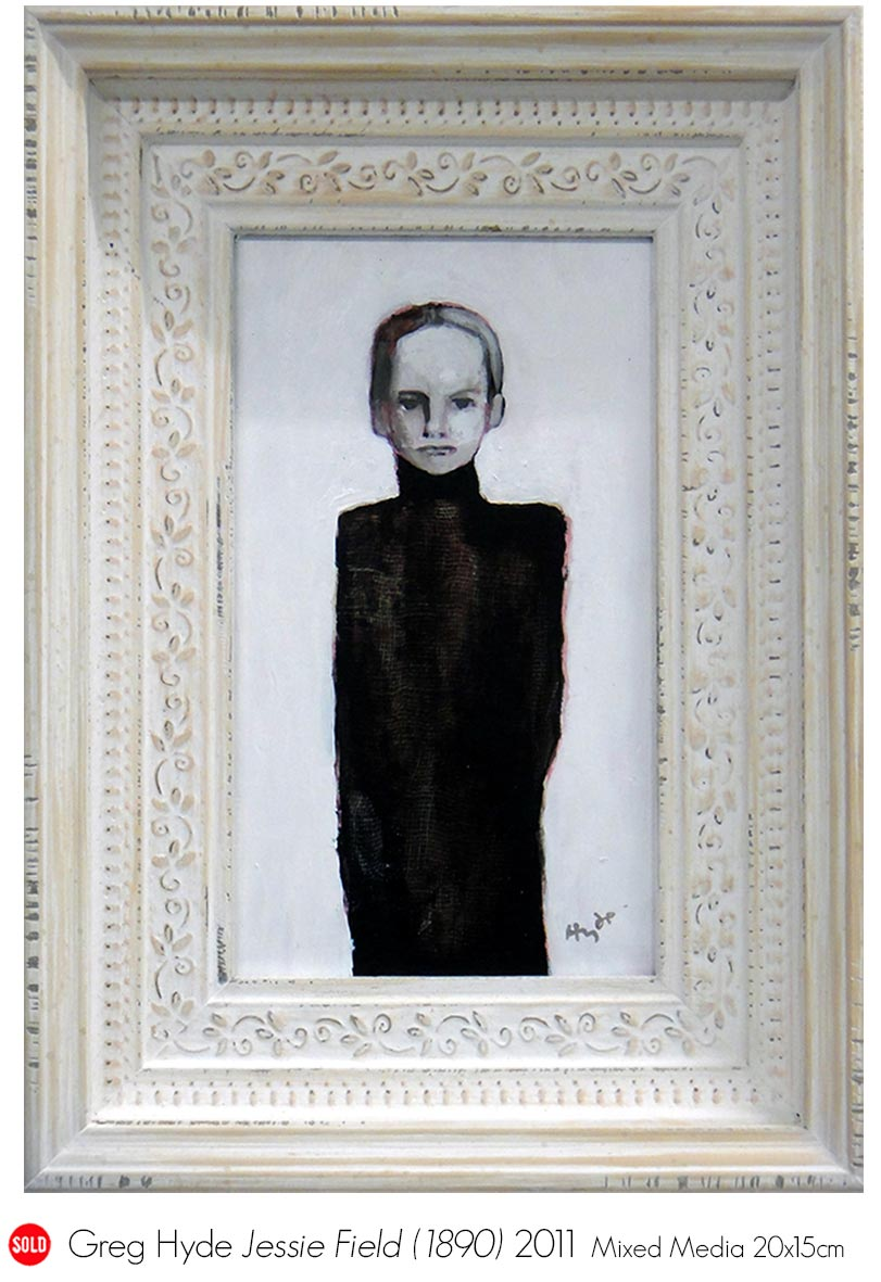 Greg Hyde - Collector's Choice 2011. Artsite Gallery,  26 November - 11 December 2011.