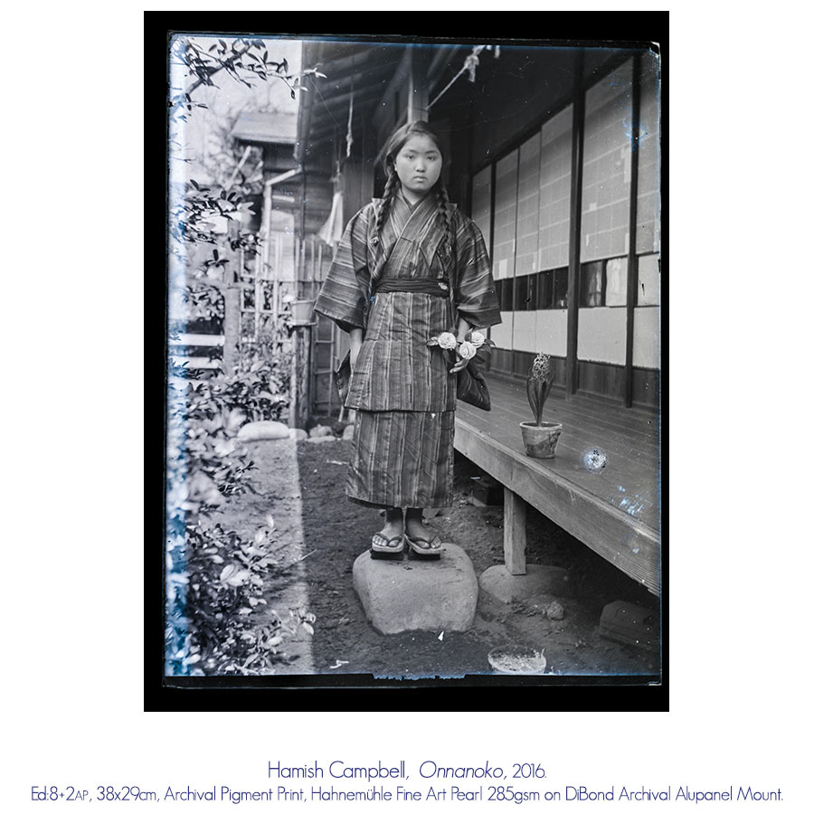 Hamish Campbell - The Taisho Photographer's House. Head On Photo Festival Solo Exhibition. Artsite Galleries, Sydney 07 - 29 May 2016.