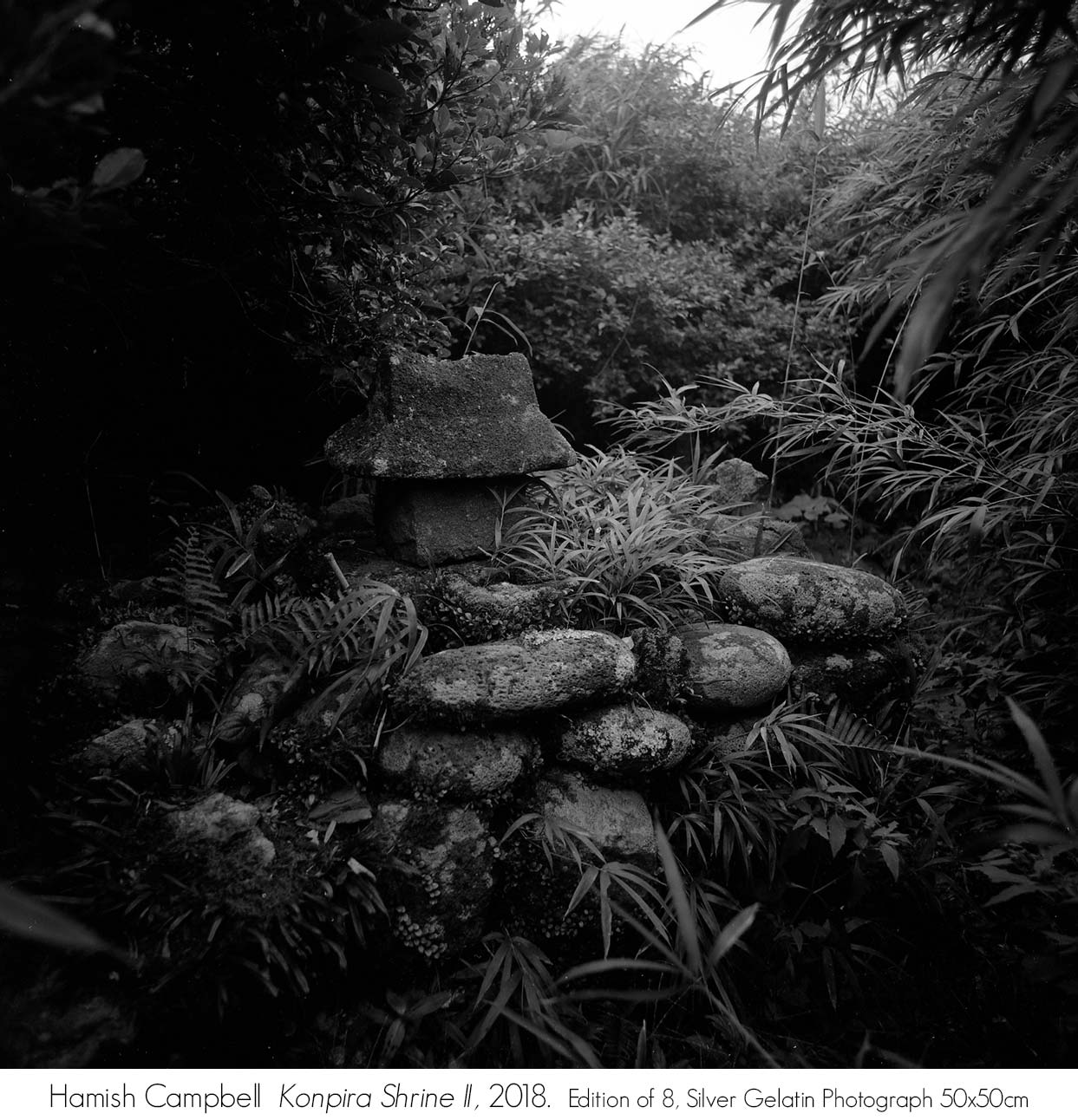 Hamish Campbell: Aogashima - life among the twin calderas. Head On Photo Festival 2018 Exhibition. Artsite Galleries, Sydney 05 - 27 May 2018.
