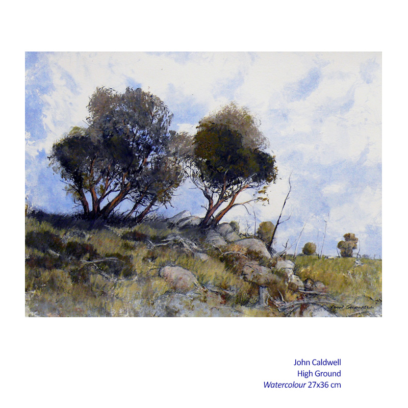 Finding Place exhibition with John Caldwell. Artsite Gallery 07 March - 29 March 2015