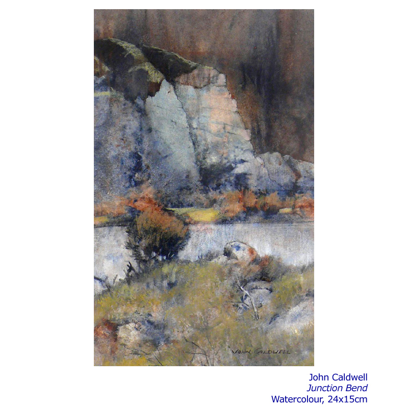 Winter Solace 13 July - 24 August 2014. Gallery and Associated artists including:John Caldwell and more