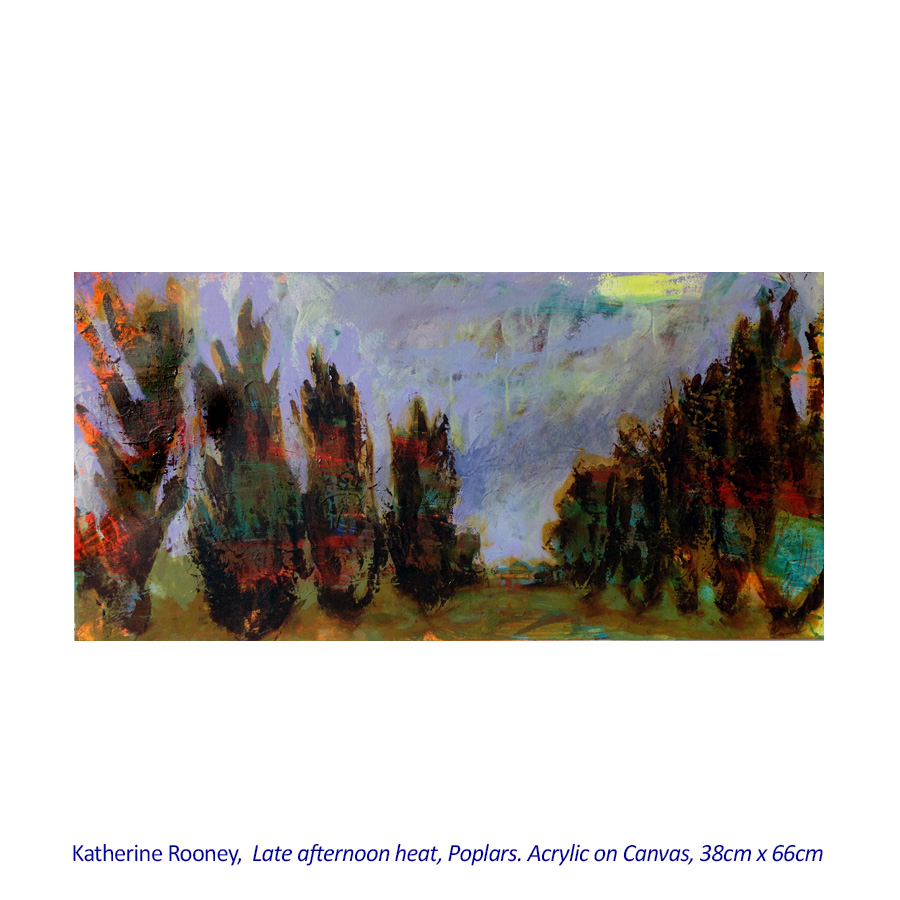 Finding Place exhibition with Katherine Rooney. Artsite Gallery 07 March - 29 March 2015
