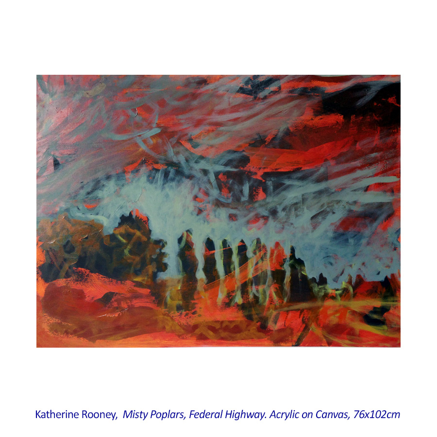 inding Place exhibition with Katherine Rooney. Artsite Gallery 07 March - 29 March 2015.