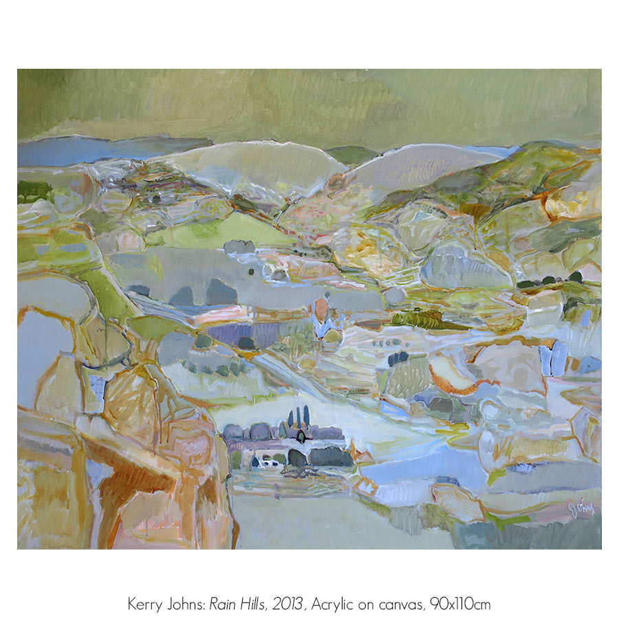 Kerry Johns - Represented by Artsite Gallery Sydney.
