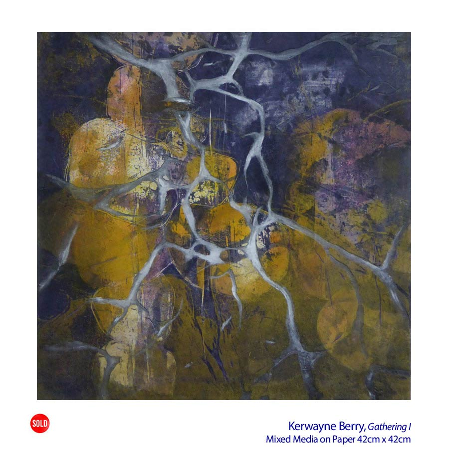 Kerwayne Berry - Represented by Artsite Gallery, Australia