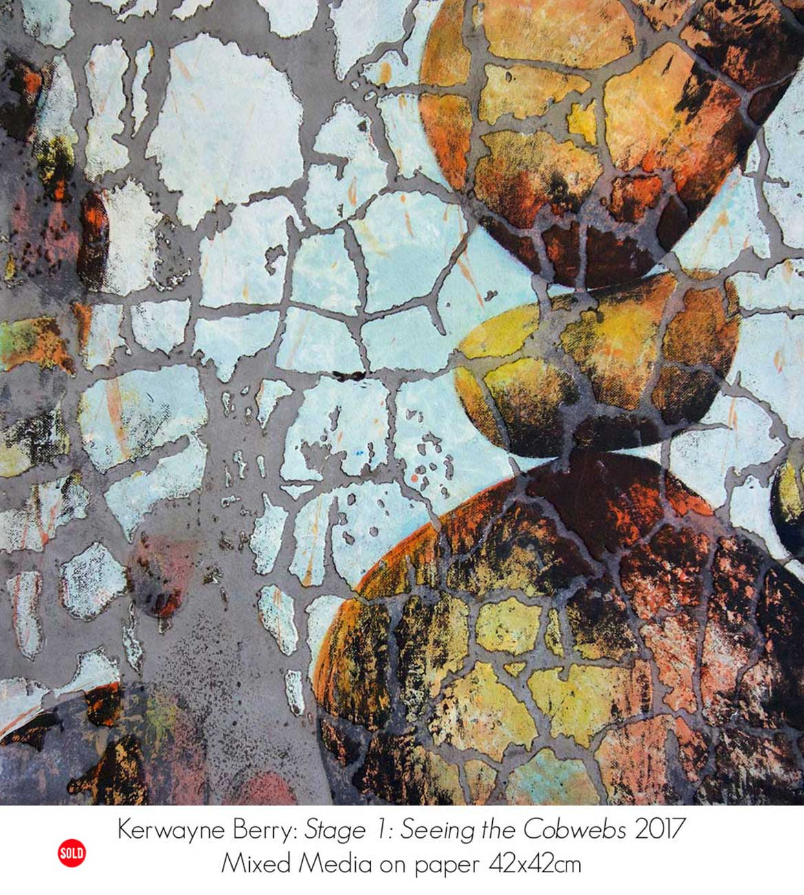 Collector's Choice 2017. Kerwayne Berry at Artsite Galleries 25 November - 17 December 2017.