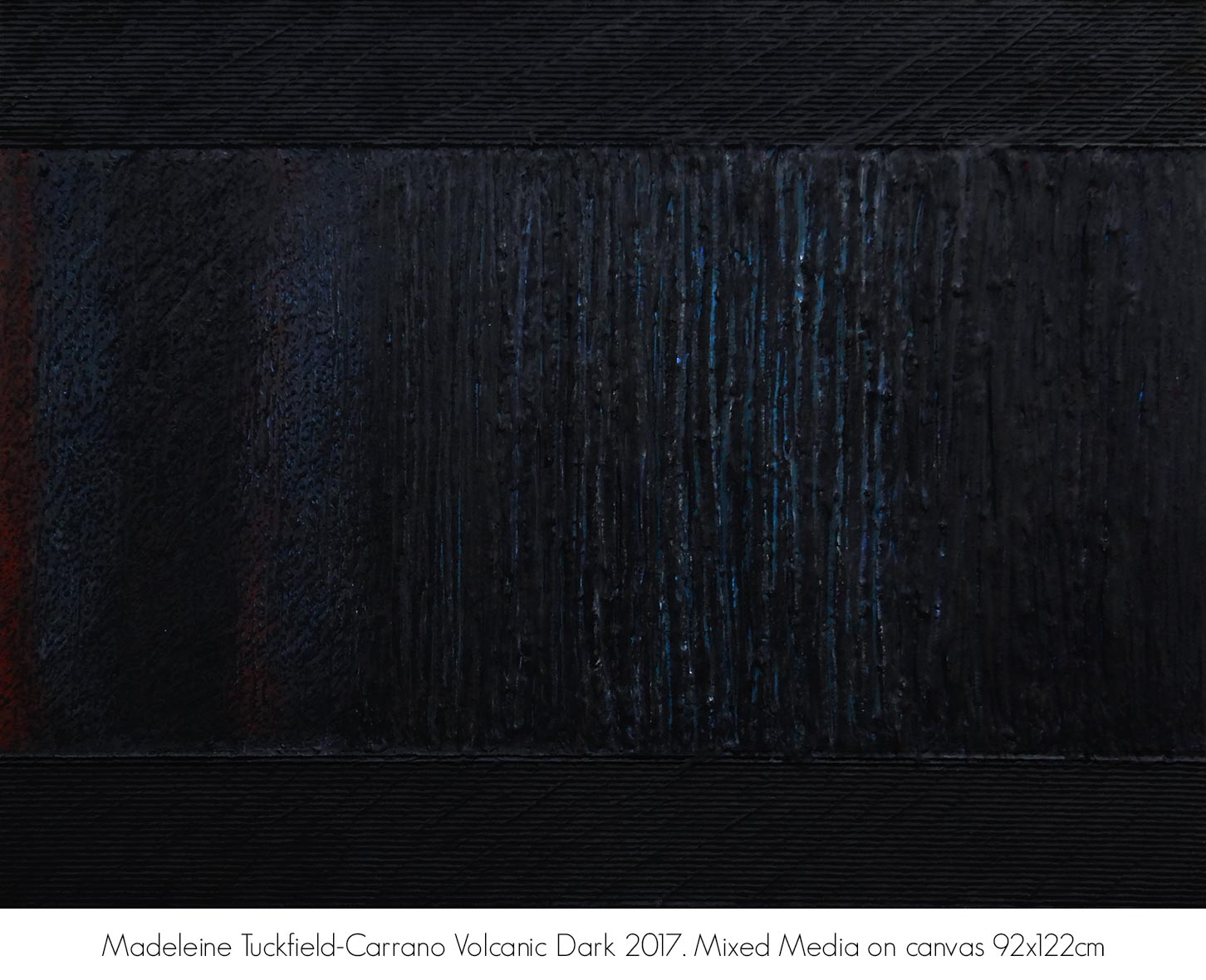 Artsite Galleries Exhibition | All is (not) Black and White | 04-26 August 2018 | with Madeleine Tuckfield-Carrano.