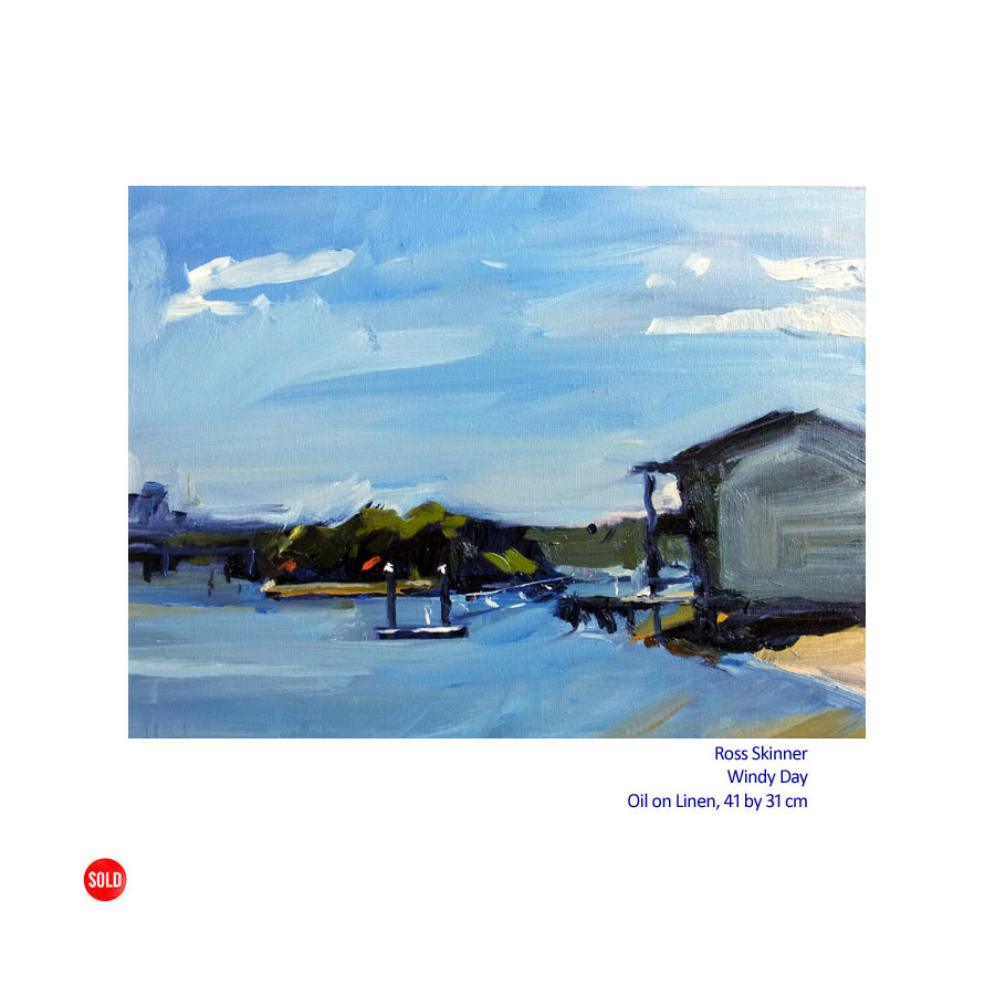 Winter Solace 13 July - 24 August 2014. Gallery and Associated artists including: Ross Skinner and more