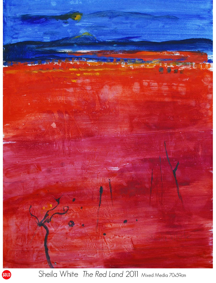 Sheila White - Collector's Choice 2011. Artsite Gallery,  26 November - 11 December 2011.