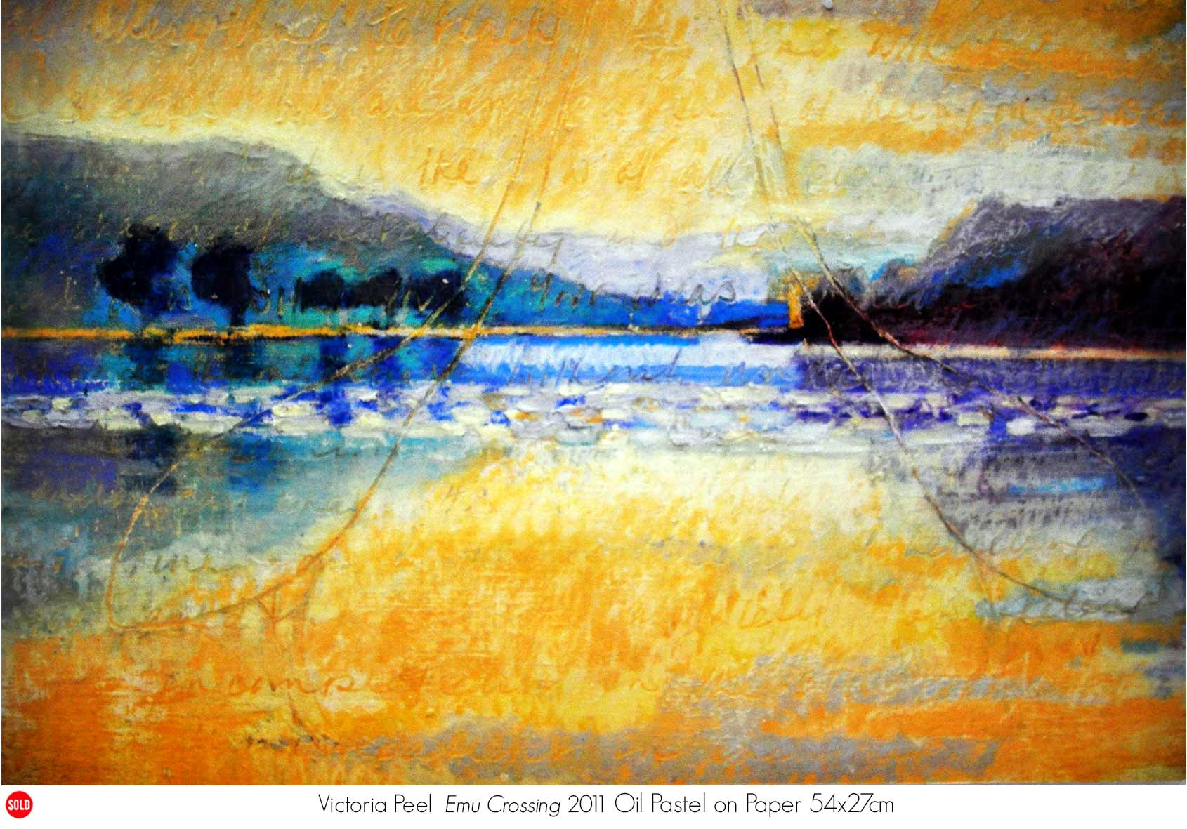 Victoria Peel - Collector's Choice 2011. Artsite Gallery,  26 November - 11 December 2011.