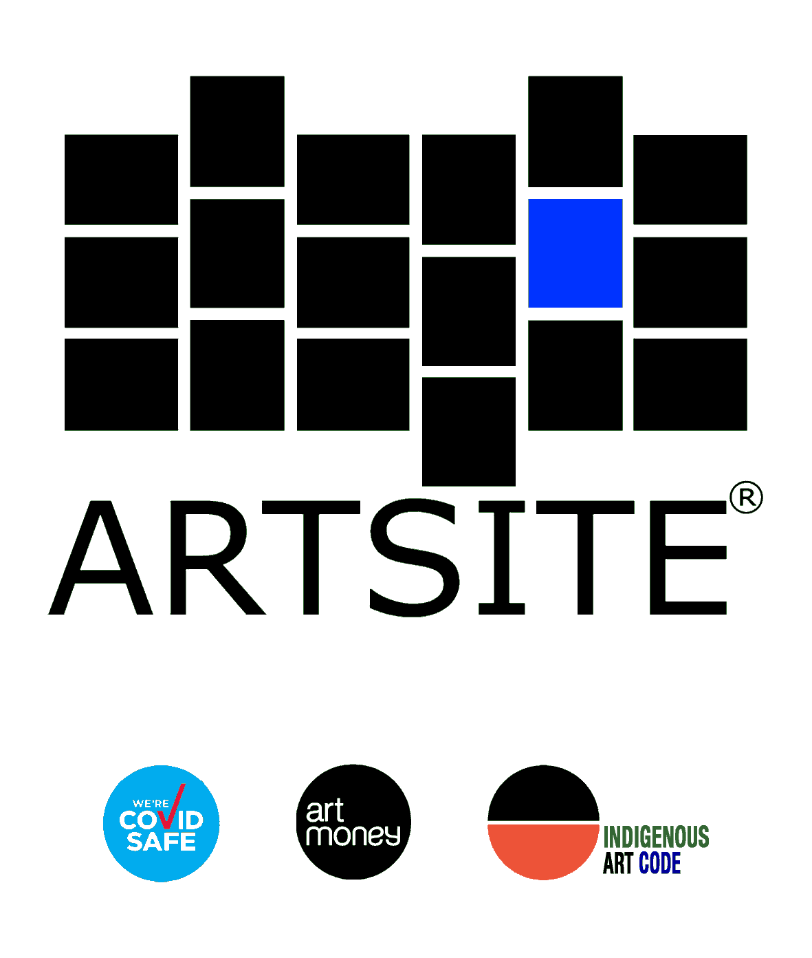 Artsite Galleries supports local emerging Artists and Represents both local emerging and internationally recognised Australian Artists. Accredited by NAVA and a signatory member of the Indigenous Art Code of Australia. The word 'Artsite' is a Registered Trademark. All rights reserved.
