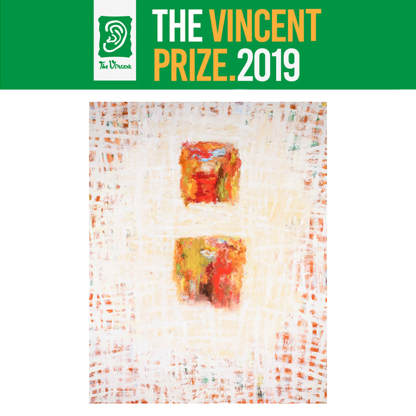 John Edwards   Finalist and Awarded Runner Up Prize   The Vincent Prize 2019