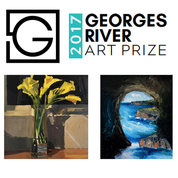 Ross Skinner   Michael Ambriano   Finalists   Georges River Art Prize 2017   Hurstville Museum & Gallery