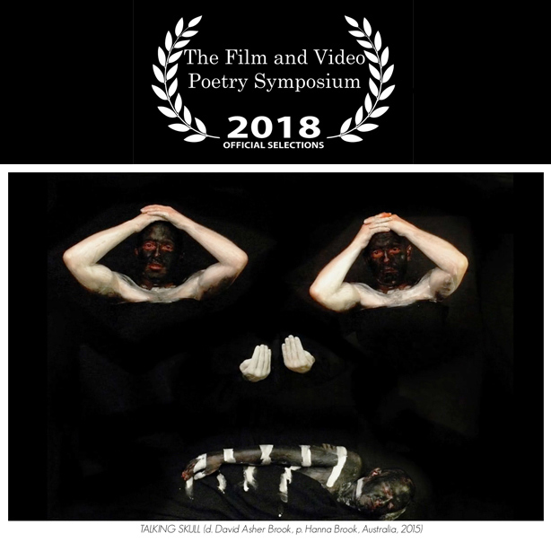 David Asher Brook   Official Selection   The 2018 Film & Video Poetry Symposium   The Los Angeles Center for Digital Art