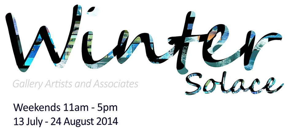 Winter Solace, 13 July - 24 August 2014, Artsite galleries exhibition archive.